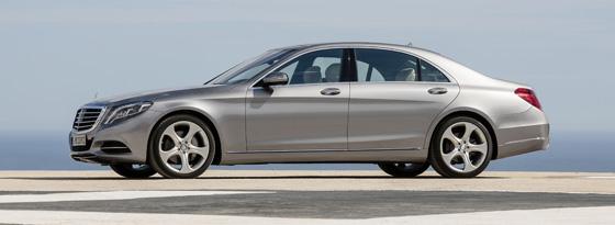 Mercedes S--Klasse