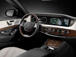Mercedes S-Klasse innen