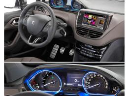 Peugeot 2008 innen