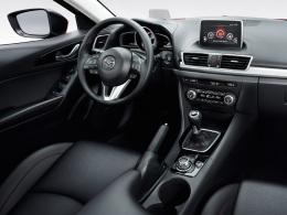 Mazda 3 innen