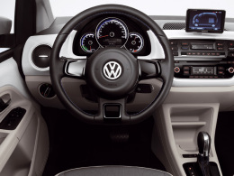 VW E-up! Cockpit