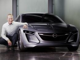 Opel Chef Neumann, Monza Concept