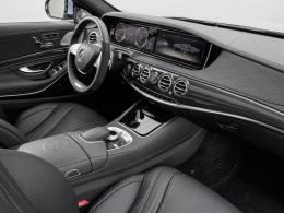 Mercedes S 63 AMG innen