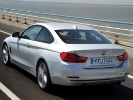 BMW 4er Heck