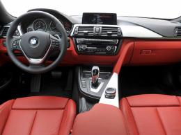 BMW 4er innen