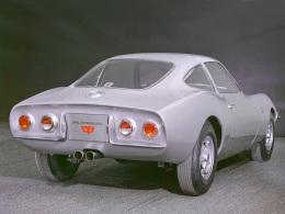 1965 Opel Experimental GT