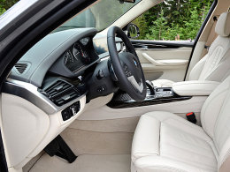 BMW X5 innen