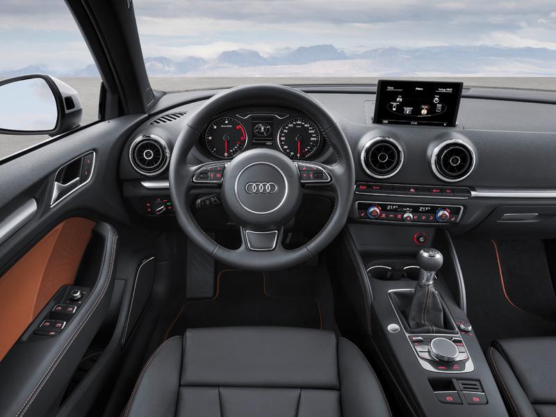 Audi A3 Limousine: Für\'s Gepäck ein Stufenheck - Neuheiten - kicker