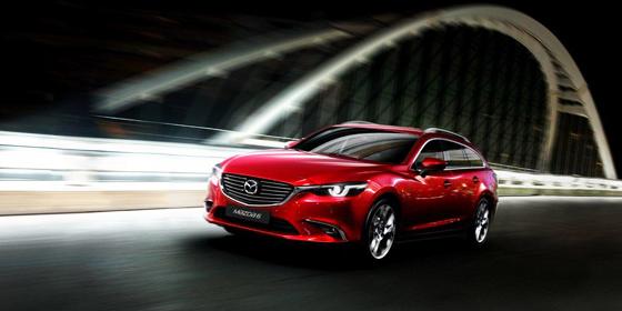 Der neue Mazda 6: Rundum hochwertiger bei ann�hernd gleichbleibenden Preisen.