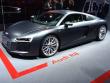 Hingucker: Der neue Audi R8 auf dem Genfer Autosalon.