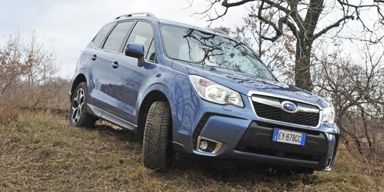 Forester: Subaru hat den Bestseller im Modellprogramm aufgefrischt.