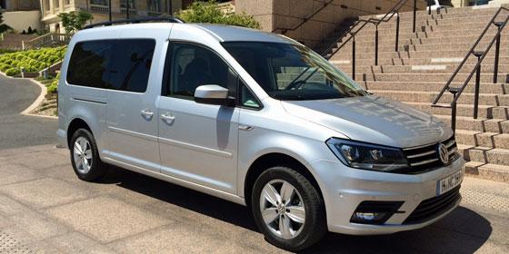 Familienfreundlich und vielseitig: der VW Caddy.