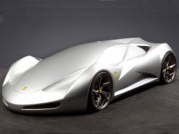 Ferrari-Entwurf Etereo