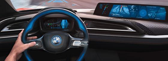 BMW Air Touch