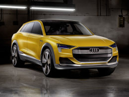 Audi Q6 h-tron quattro concept