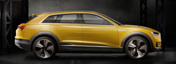 Audi Q6 h-tron quattro