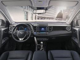 Toyota RAV4 Innenraum