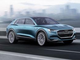 Audi Q6 e-tron quattro concept