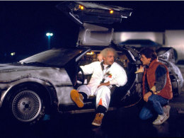 Doc Brown, Marty McFly