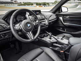 BMW M2 Coupé Innenraum