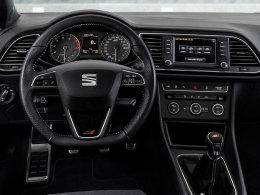 Seat Leon Cupra 290 Armaturen