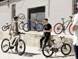 BMW-Fahrradkollektion