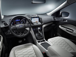 Ford Kuga Concept Vignale Cockpit