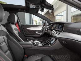 Mercedes AMG E 43 4Matic Innenraum