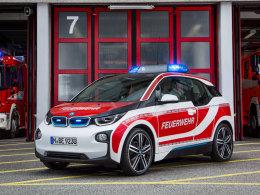 BMW i3 Feuerwehr
