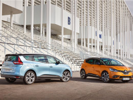 Renault Grand Scenic, Scenic