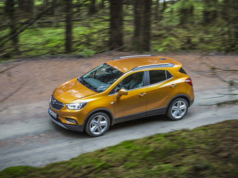 Opel wieder ein starker mokka neuheiten kicker for Opel mokka opc line paket exterieur