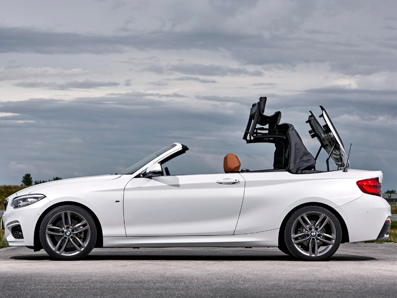nachgesch rft bmw 2er cabrio und coup neuheiten kicker. Black Bedroom Furniture Sets. Home Design Ideas