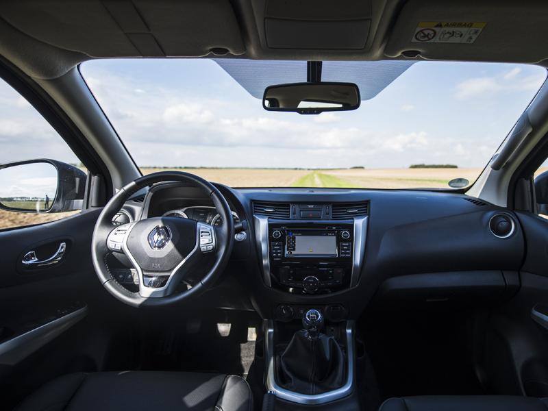 Renault Alaskan Innenraum