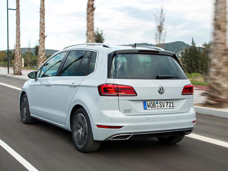 vw golf: auch der sportsvan kommt jetzt neu - neuheiten - kicker