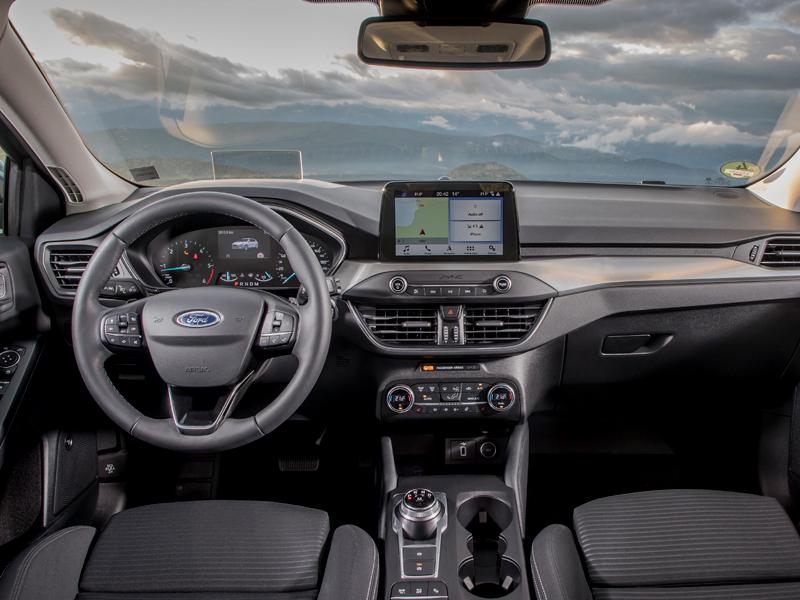 Neuer Ford Focus: Dem Golf auf den Fersen - Neuheiten - kicker