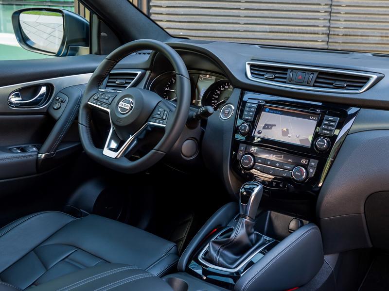 Nissan Qashqai: SUV als Benziner - bringt das was? - Neuheiten - kicker