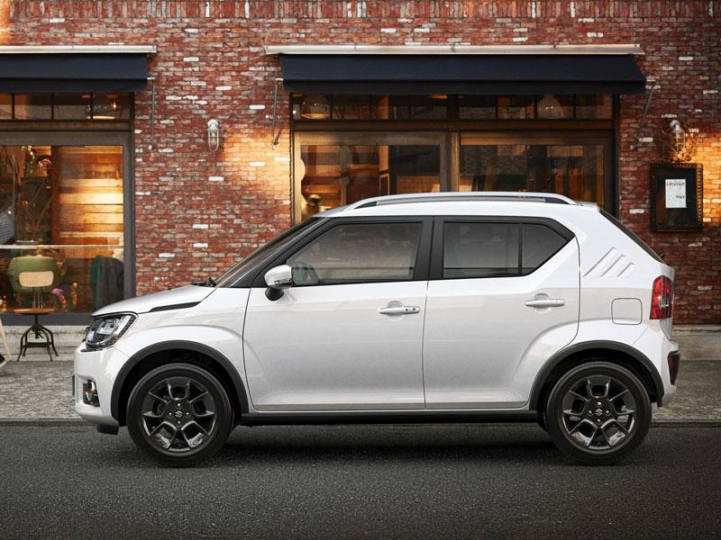 Taugt Prima Fur Den Stadtverkehr Suzuki Postuliert Ignis Als Micro SUV