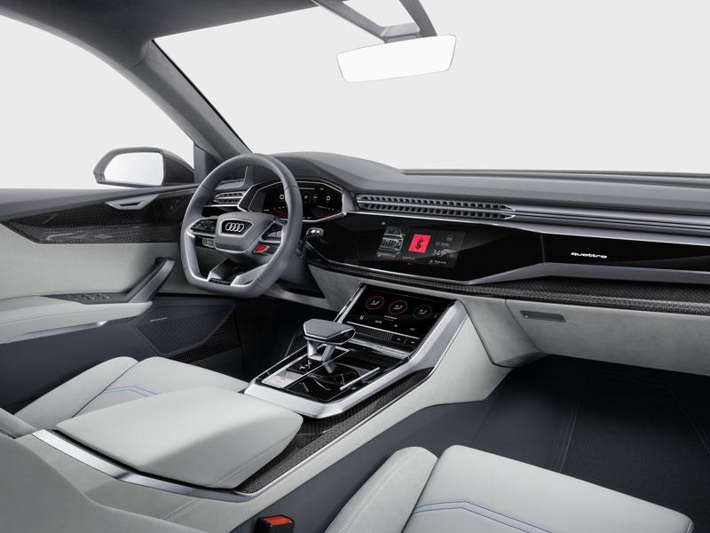 Auch Audi Baut Ein Gro 223 Es Suv Coup 233 Neuheiten Kicker