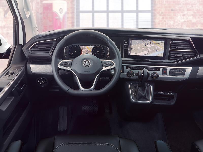 VW T6.1 Interieur