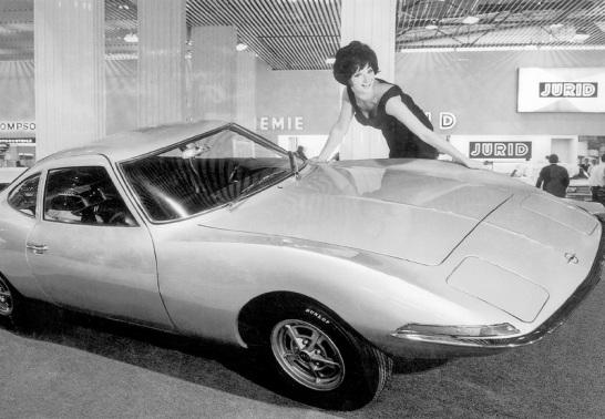 1965 - Opel Experimental GT
