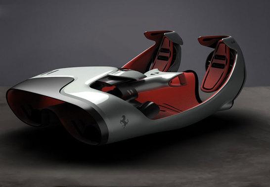 Ferrari-Entwurf FL