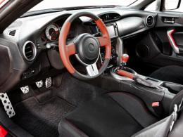 Toyota GT 86 Cockpit