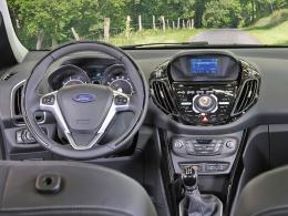 Ford B-Max Cockpit