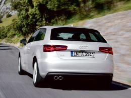 Audi A3 Rück