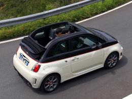 Fiat Abarth 595 C Turismo