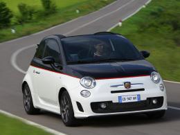 Fiat 500 C Abarth Turismo