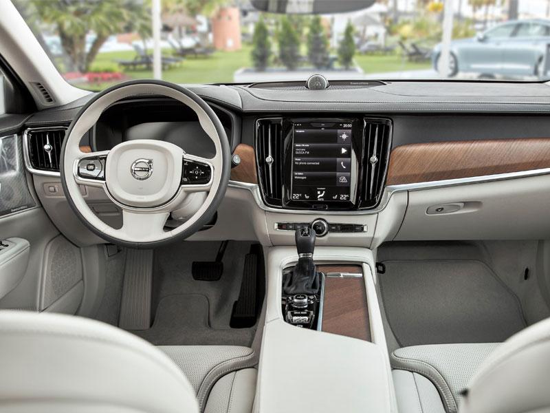 Volvo V90: Edel-Kombi aus dem hohen Norden - Fahrberichte - kicker
