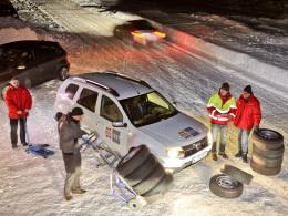 Winterreifen-Test SUV