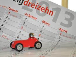 Änderungen für Autofahrer 2013