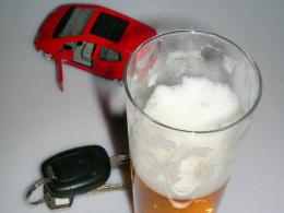 Alkohol, Autoschlüssel, Auto
